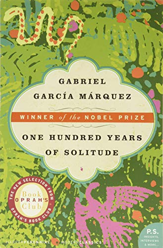 One Hundred Years of Solitude (Modern Classics)