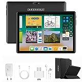 Tablette Tactile 10 Pouces 4Go RAM+64Go ROM Android 9.0 4G Tablettes Doule SIM/WiFi 8000mAh Batterie Quad Core ( GPS, Bluetooth, OTG, Netfilix )