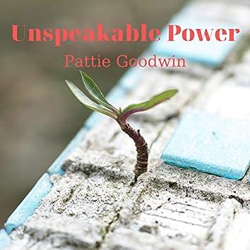 Unspeakable Power