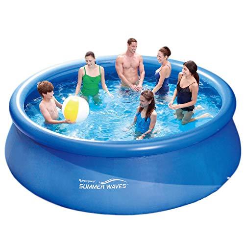 Summer Waves Fast Set Piscine Familles piscine Quick Up...