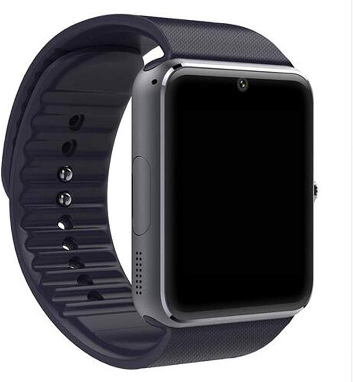 KLAYL Intelligente Uhr Intelligente Uhr T20 Smart Watch 2018 Farbdisplay Fitness Tracker Blautdruck Pulsmesser Smartwatch Mnner Frauen Connect für iPhone Android, Blau