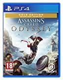 Assassin's Creed Odyssey [AT PEGI] - Gold Edition (inkl. Season Pass) - [PlayStation 4]