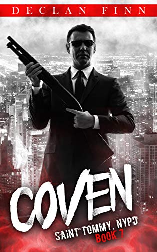 Coven: A Catholic Action Horror Novel (Saint Tommy, NYPD Book 7) (English Edition)