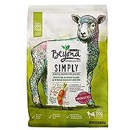 Purina Beyond Simply, Natural Lamb & Whole Barley Adult Dry Dog Food