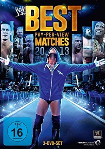 WWE - Best PPV Matches 2013 [3 DVDs]