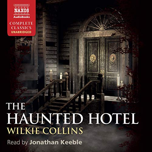 The Haunted Hotel cover art