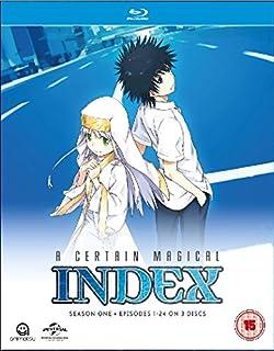A Certain Magical Index: Season 1