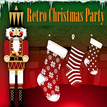 Retro Christmas Party