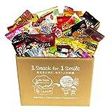 スマイルスナック 人気のお菓子が詰合せになったお得セット! (35個入)