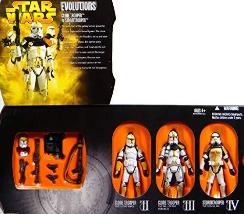Star Wars Episode 3 Revenge of the Sith Figure 50 à choisir