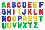 Simba Toys- Set Letras Magnéticas, 3.2 cm, 31 Piezas Mayúsculas (4591456)