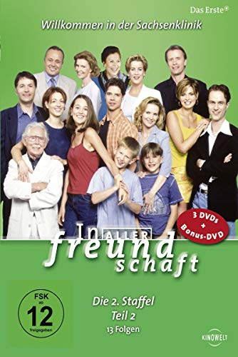 Staffel 2, Teil 2 (4 DVDs)