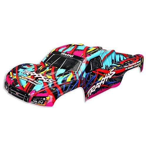 Traxxas Body Slash 4x4 Hawaiian GFX (Painted w Decals)