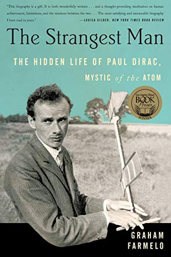 Image of The Strangest Man: The Hidden Life of Paul Dirac, Mystic of the Atom