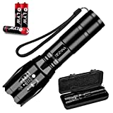 Best Aaa Flashlights - LED Torch LED Flashlight L2 CREE Super Bright Review