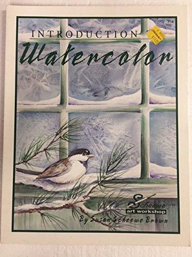 Introduction to watercolor (Scheewe art workshop)