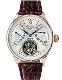 SU8004GW Tourbillon Master Seagull ST8004 movimento zaffiro cristallo orologio meccanico da uomo 1963