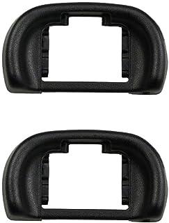 HomyWord 2 PCS Eyecup Visor Ocular Para Sony A7 A7 II A7S A7S II A7R A7R II A58 A57 A65 Reemplace Sony FDA-11