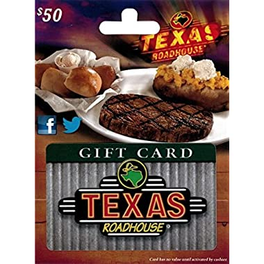 Texas Roadhouse Gift Card $50
