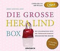 Die grosse Hera Lind Box (Die Champagner-Diaet, Der Ueberraschungsmann, Maenner sind wie Schuhe)