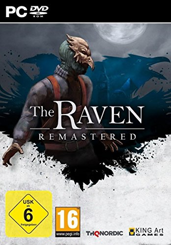 The Raven Remastered PC+Mac+Linux