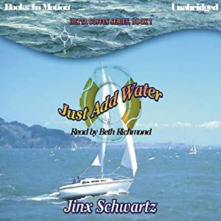 Just Add Water audiobook cover art