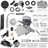 80cc Bicycle Engine Kit 2-Stroke Gas Motorized Bike Motor Kit 26' 28' Bicycle Motor Engine Kit...