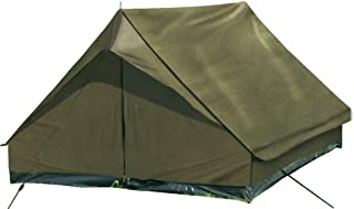 MIL-TEC 2人用 テント ロッジ型 MINI PACK Standard - OLIVE DRAB