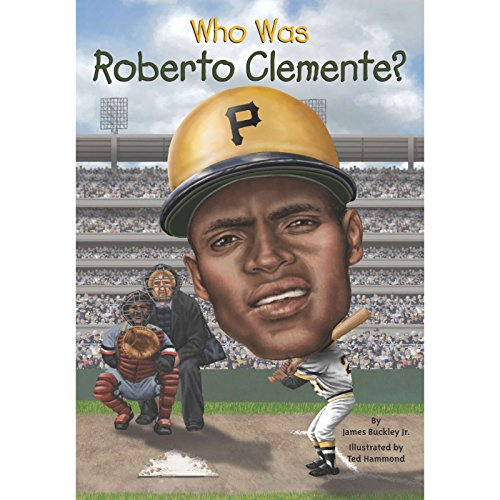 Who Was Roberto Clemente? audiobook cover art
