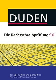 Die Duden-Rechtschreibprüfung für OpenOffice und LibreOffice. Korrektor 9.0