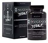 Nugenix Total-T - Total Testosterone Booster for Men - High Bioavailability Testosterone Boosting Ingredients - 90 Count