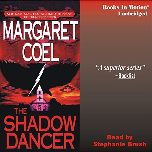 The Shadow Dancer audiobook cover art