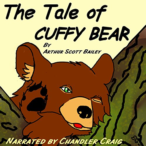 The Tale of Cuffy Bear audiobook cover art