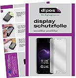 dipos I 2X Schutzfolie klar kompatibel mit Allview X4 Soul Folie Bildschirmschutzfolie