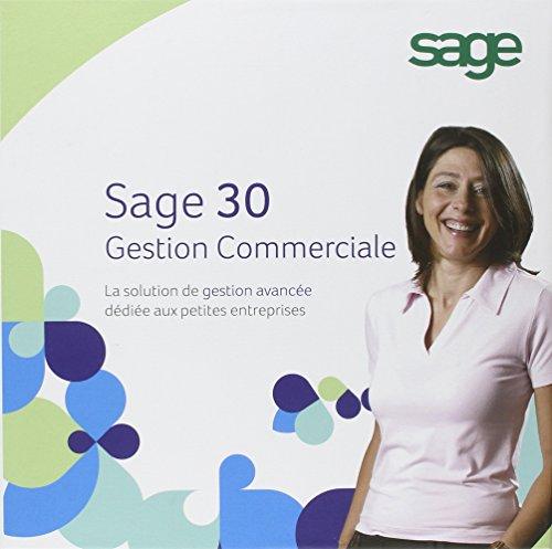 Solution gestion commerciale 30 + e-commerce 30 (1 poste)