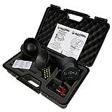 MultiSound - Kit HP-24 llamador de Aves con Control Remoto. Llamada de Trompeta electrónica para Todo Tipo de Aves. Potencia 30 + 30 vatios con bocina Externa Adicional. (MSA001)