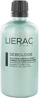 Lirac sebologie keratolytic solution correction imperfections 100 ml