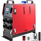 VEVOR Calentador de Aire Diesel 12V 3KW Calentador de Combustible Calefacción Estacionaria Diesel Calentador Coche Diesel Aire Calentador de Estacionamiento Control Remoto con Interruptor LCD