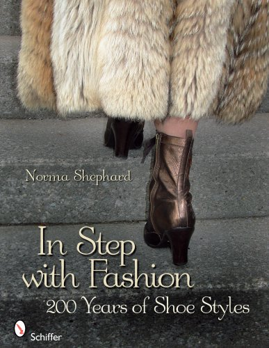 Shephard, N: In Step with Fashion: 200 Years of Shoe Styles