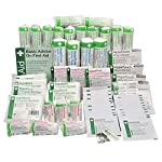 Safety First Aid Group HSE Kit Refill (1-50 Persons) 2