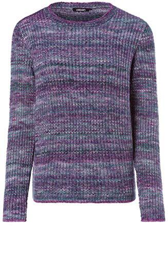 Pullover Long Sleeves, Violet Melange