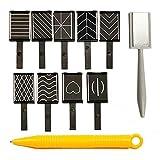 Sungpunet 11 pc Nail Art piastra magnetica durevoli accessori per la nail design Stick magnetico lo strumento penna per DIY Magia magnetica polacco utile e bello