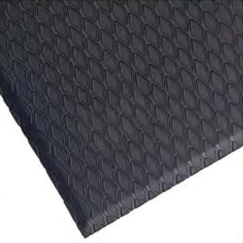 The Andersen Company Cushion Max Anti Fatigue Mat, 48 x 72, Black