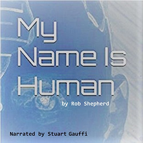 My Name Is Human cover art