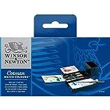 Winsor & Newton Cotman - Set de acuarela con 12 pastillas, multicolor