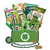 St. Paddy's Day Care Package - Great for College Students, Military Troops or to Wish Anyone a Happy St. Patrick's Day