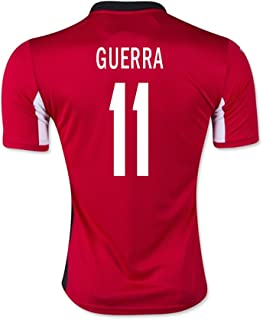 Guerra #11 Trinidad and Tobago Home Soccer Jersey 2015 (XL)