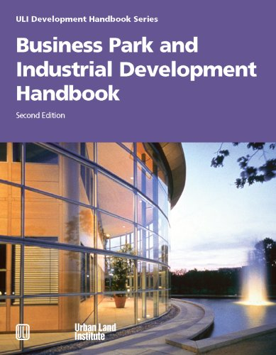 Business Park and Industrial Development Handbook (Development Handbook series) (English Edition)