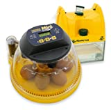 Brinsea Products Fully Automatic Egg Incubator with Humidity Control for Hatching 7 Chicken Eggs or 12 Smaller Eggs