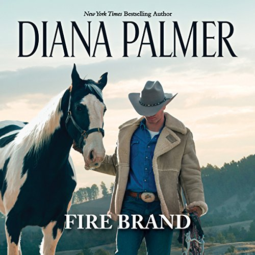 Fire Brand audiobook cover art